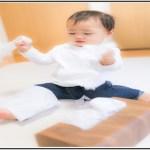 赤ちゃんの下痢が続くと痔にも!熱or元気な時とでお風呂の頻度は?