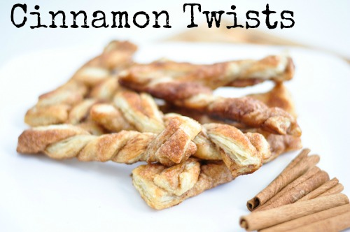 Pickmonkey Cinnamon Twists