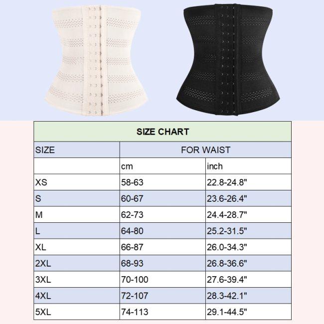 Maternity postpartum belt bandage slimming corset corsets bustiers Plus size Women waist trainer waist body shaper 5