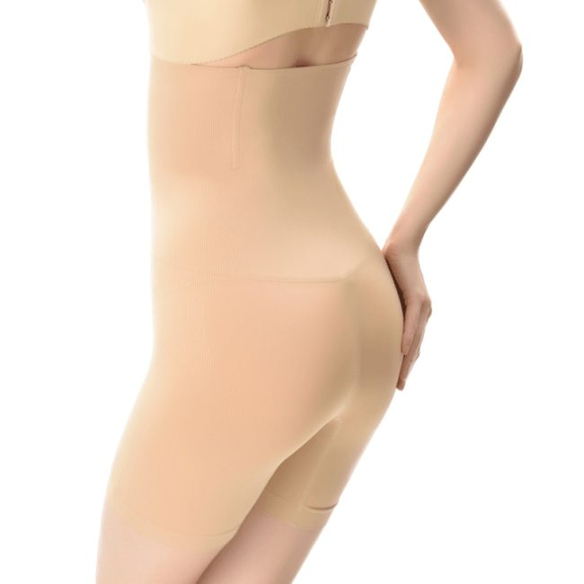 Postpartum Belly Wrap C Section Panty Belly Band Abdominal Compression Corset Girdle Shorts with Hip 5