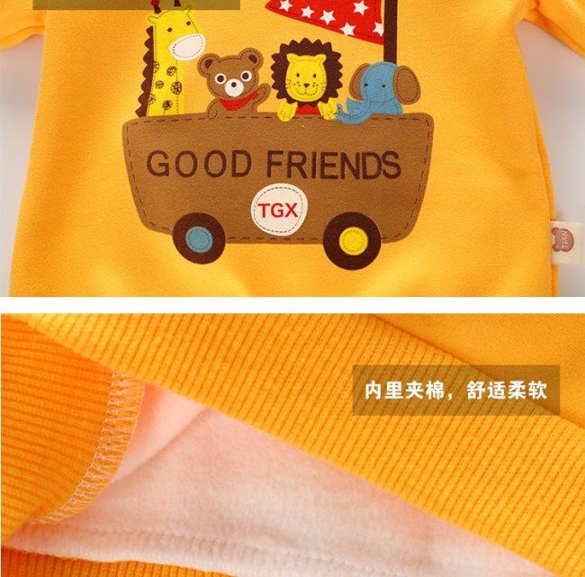 Unini yun 2017 Boys T shirt Kids Autumn Jackets T shirt Baby Boy Clothes Camiseta Roupas 2