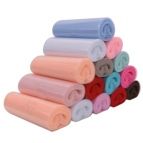 Tulle Roll 15cm 25Yards Roll Fabric Spool Tutu Party Baby Shower Birthday Gift Wrap Wedding Decoration 1