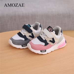 Spring Autumn Kids Shoes Baby Boys Girls Children s Casual Sneakers Breathable Soft Anti Slip Running 1