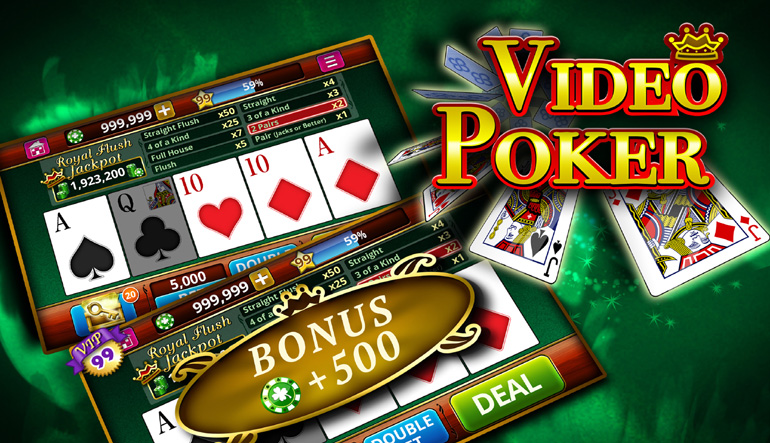 Image result for free video poker games