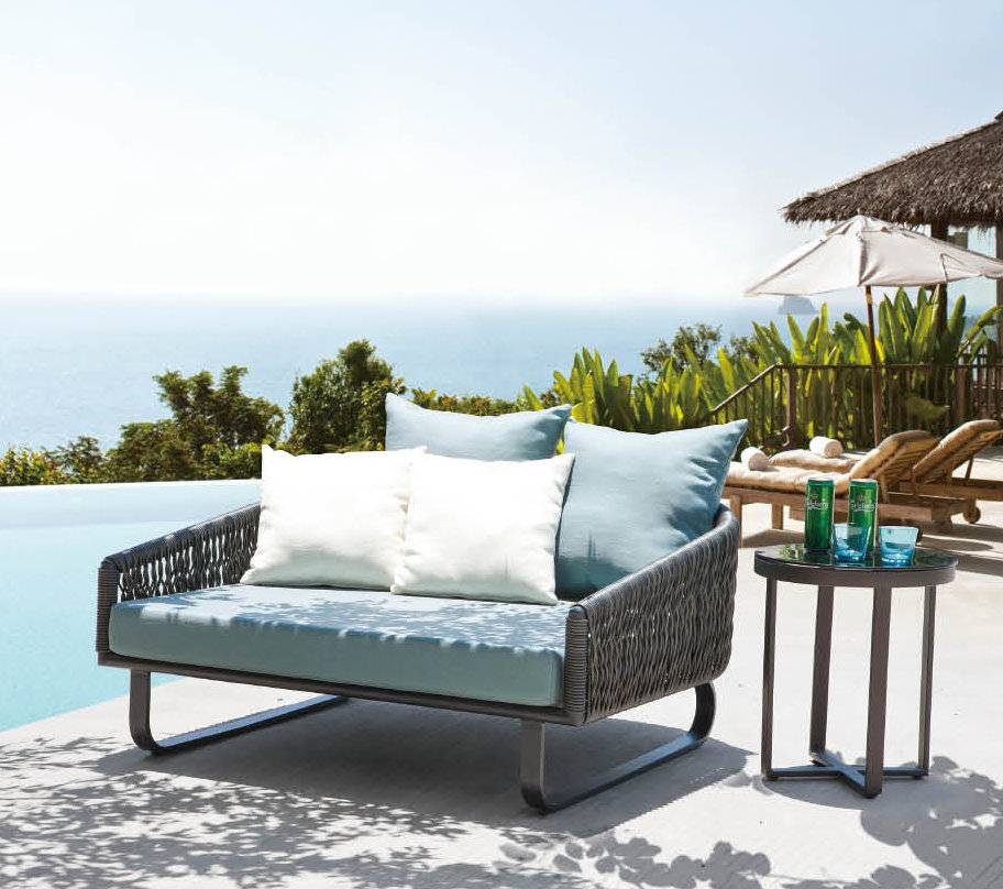 Haiti Modern Outdoor Daybed  babmar.com on Belham Living Lilianna Outdoor Daybed id=60150