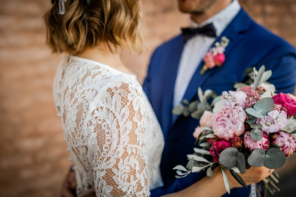 Joyeux Mariage Civil à Strasbourg
