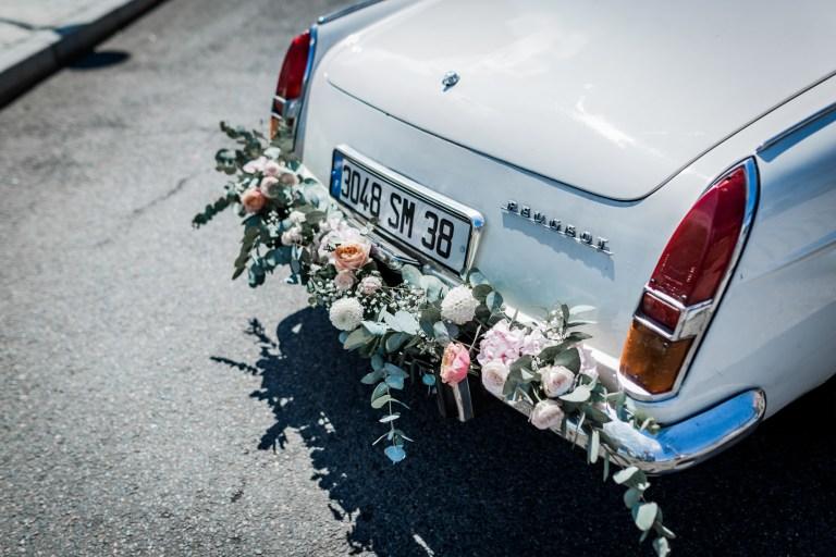 Mariage Romantique au Manoir de Tourville