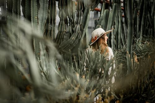 Wild Wedding Festival Cactus Style