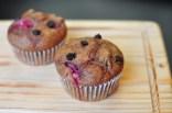 Erdbeer Schokostückchen Muffins