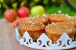 Apfel Karotten Muffins