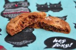 Nutella Cookies mit Fleur de Sel