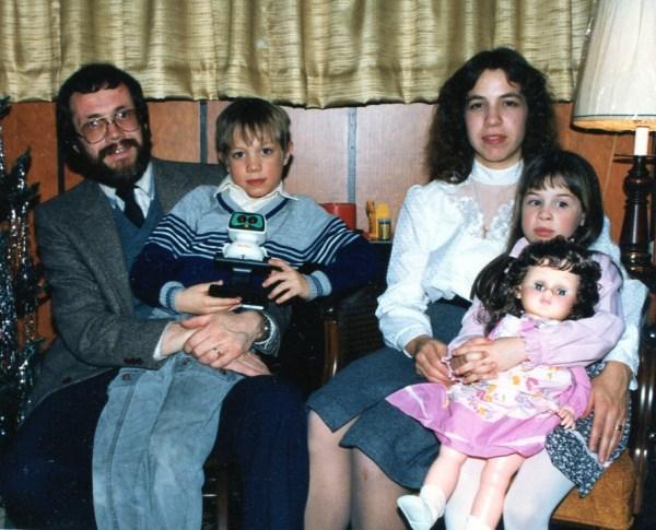 Christmas Eve, 1985