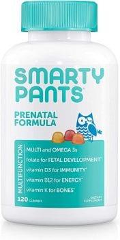 Smarty Pants Prenatal Formula