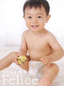 1歳2か月男の子