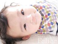 6か月女の子