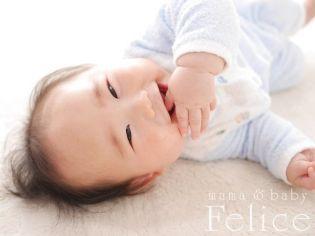 5か月男の子