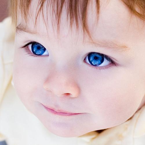 صور اطفال قولوا ماشاء الله العيون الملونة الطبيعية تهوس