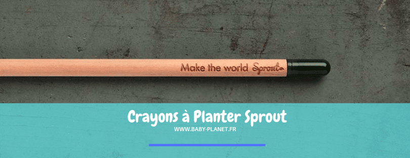 crayon sprout