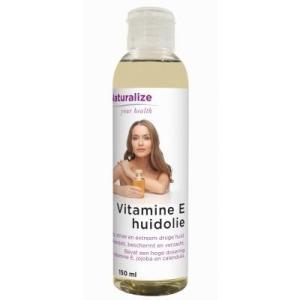 Naturalize Vitamine E huidolie 150 ml