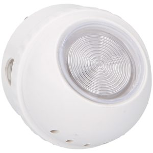 1x LED Nachtlampje/verlichting draaibaar wit licht 5 cm