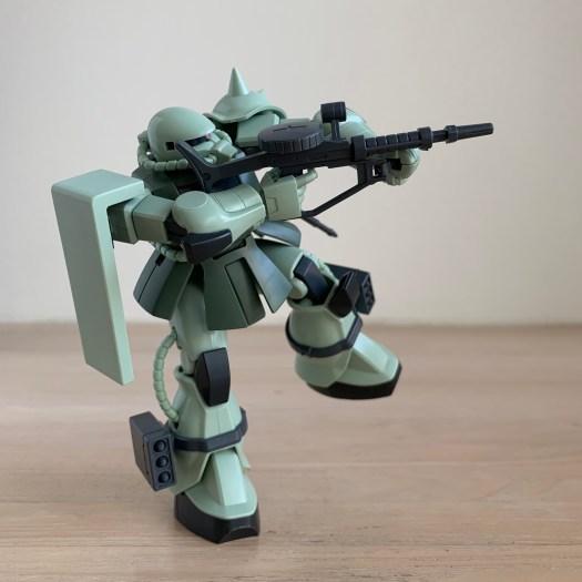 MS-06 ZAKU II (HGUC)