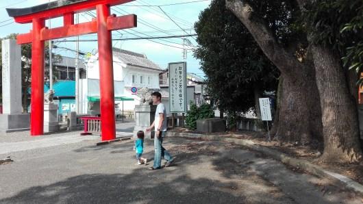 玉前神社 パワースポット 子宝 レイライン