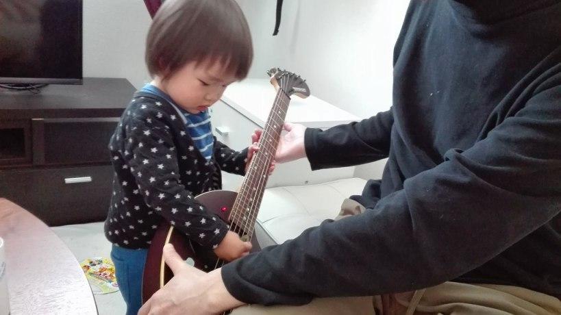 こゆたん2歳5ヶ月 音楽