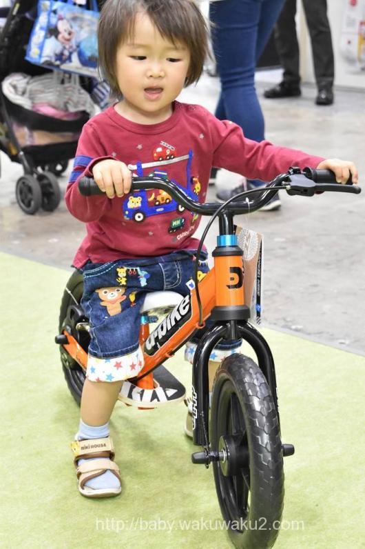東京おもちゃショー プレイスペース アイデス ディーバイク ホンダ D-bike KIX