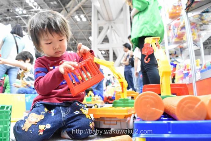 東京おもちゃショー プレイスペース ポリシエ