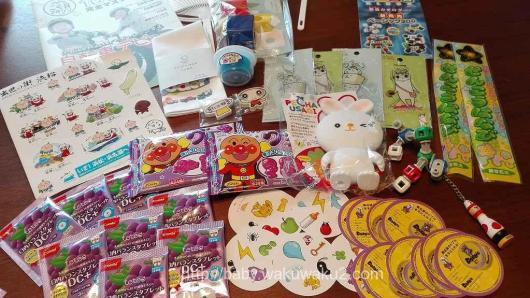東京おもちゃショー2018 ブログ 会場レポート お土産 おもちゃショー 無料 トイローヤル