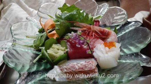 永井マザーズホスピタル 入院中のお食事 和食2