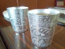 タイ料理グラス