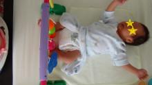 新生児から遊べるベビージムはコレだけ