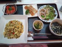 永井クリニック1日目昼食