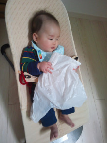 プラスティックバッグ