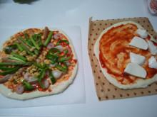 石窯ベーカリー ピザ