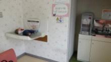 上野動物園 授乳室 池之端門