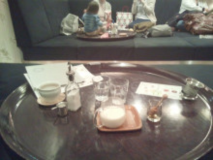 ちゃのまカフェ 上野 マナー