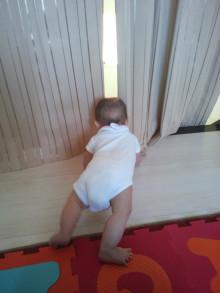 階段発見!