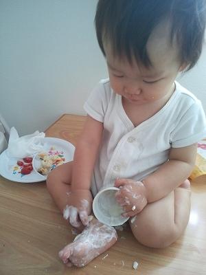離乳食 ヨーグルト
