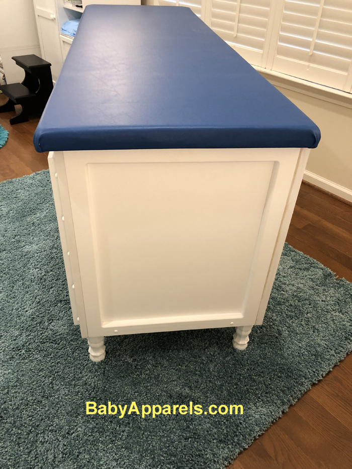 Toddler Changing Table Foldable Bed