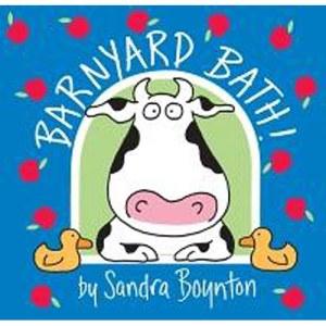 Barnyard Bath by Boynton, Sandra