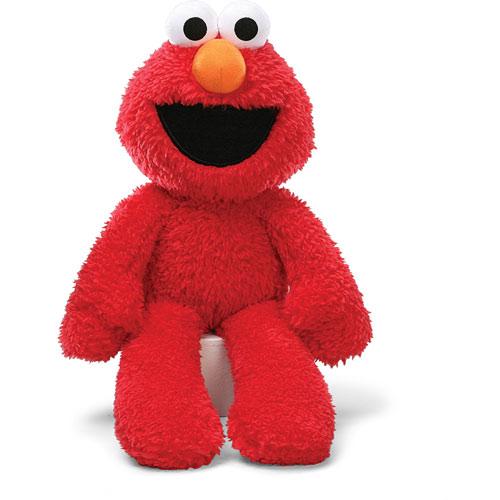 "Elmo Take-Along Buddy 12"""