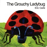 Grouchy Ladybug Board Book, The
