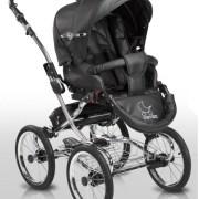 Tutek-Turran-Silver-stroller