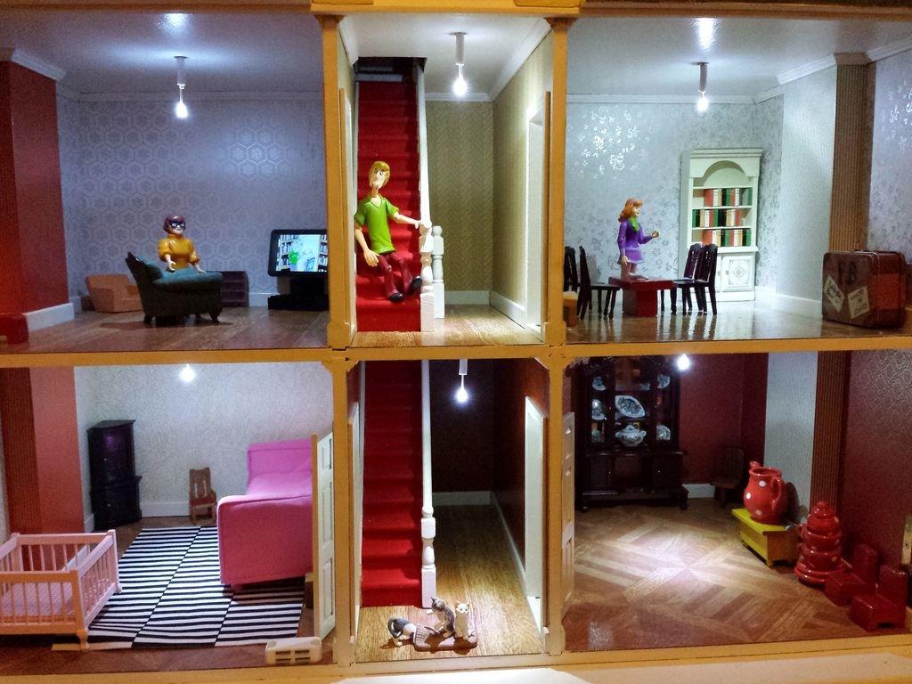 Come costruire una casa delle bambole barbie house con le proprie