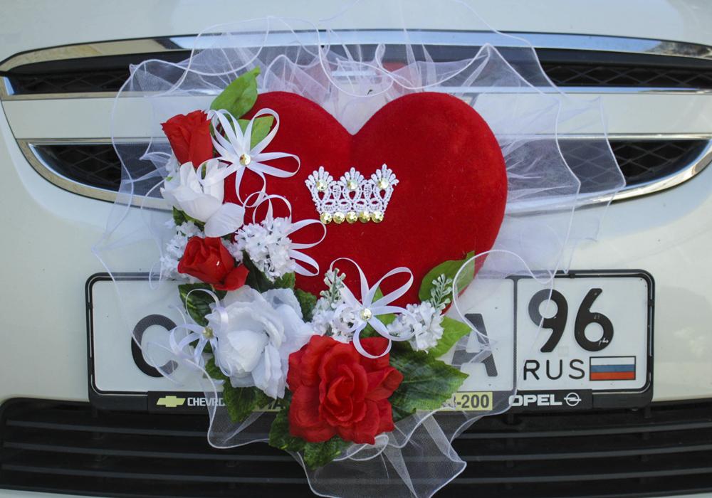 Виды открыток своими руками на свадебную машину
