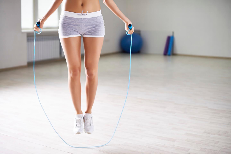 Săritura duce la pierderea în greutate, PROGRAM DE PIERDERE ÎN GREUTATE FOLOSIND COARDA DE SĂRIT