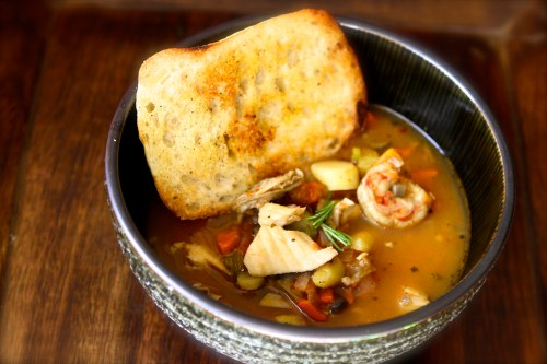 Cioppino on BabyBirdsFarm