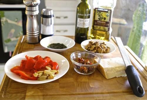 red pepper pesto recipe